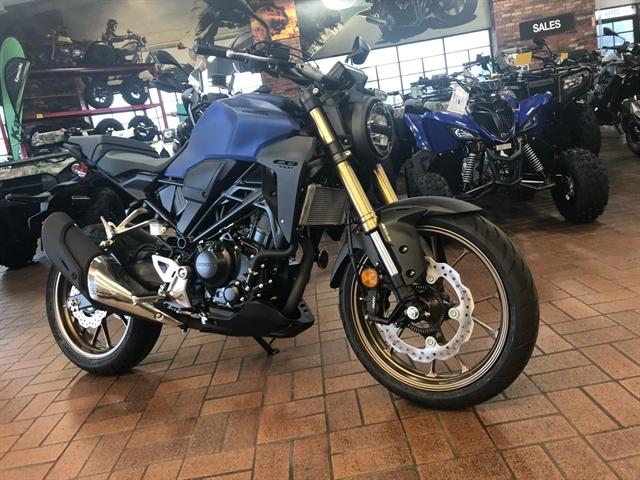 2021 Honda CB300R ABS at Wild West Motoplex