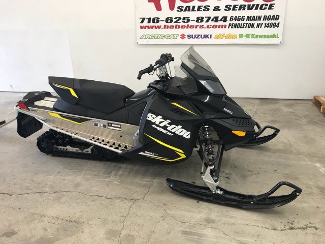 2016 Ski-Doo MXZ 600 Sport at Hebeler Sales & Service, Lockport, NY 14094