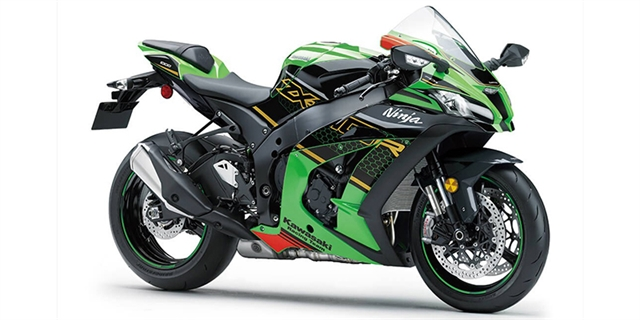 2020 Kawasaki Ninja ZX-10R ABS KRT Edition at Wild West Motoplex