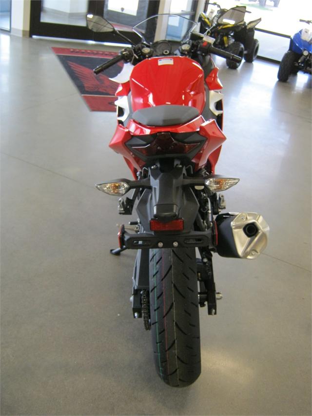 2021 Kawasaki Ninja 400 ABS at Brenny's Motorcycle Clinic, Bettendorf, IA 52722