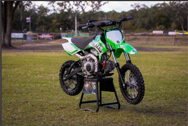 2021 YCF Youth Lite Start 110 SE Race at Matt's ATV & Offroad