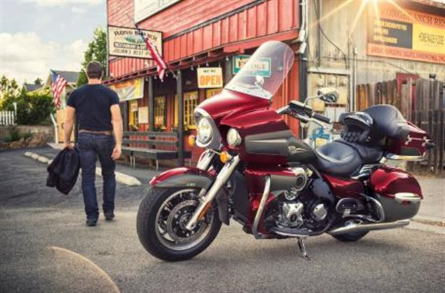2018 Kawasaki Vulcan 1700 Voyager ABS at Pete's Cycle Co., Severna Park, MD 21146