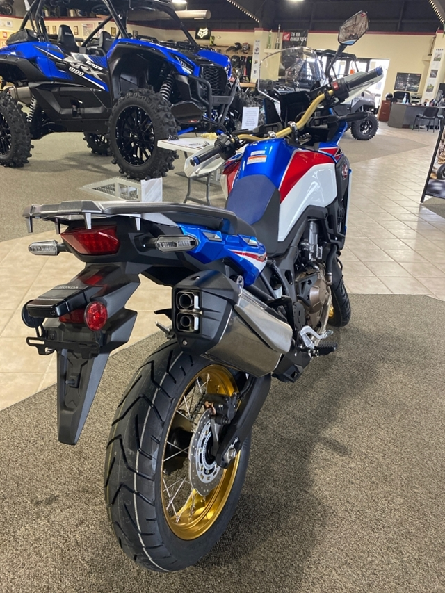 2019 Honda Africa Twin Base at Dale's Fun Center, Victoria, TX 77904