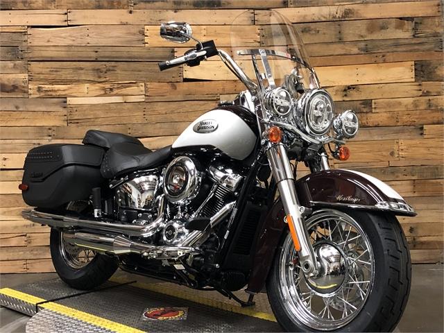 2021 Harley-Davidson Touring FLHC Heritage Classic at Lumberjack Harley-Davidson