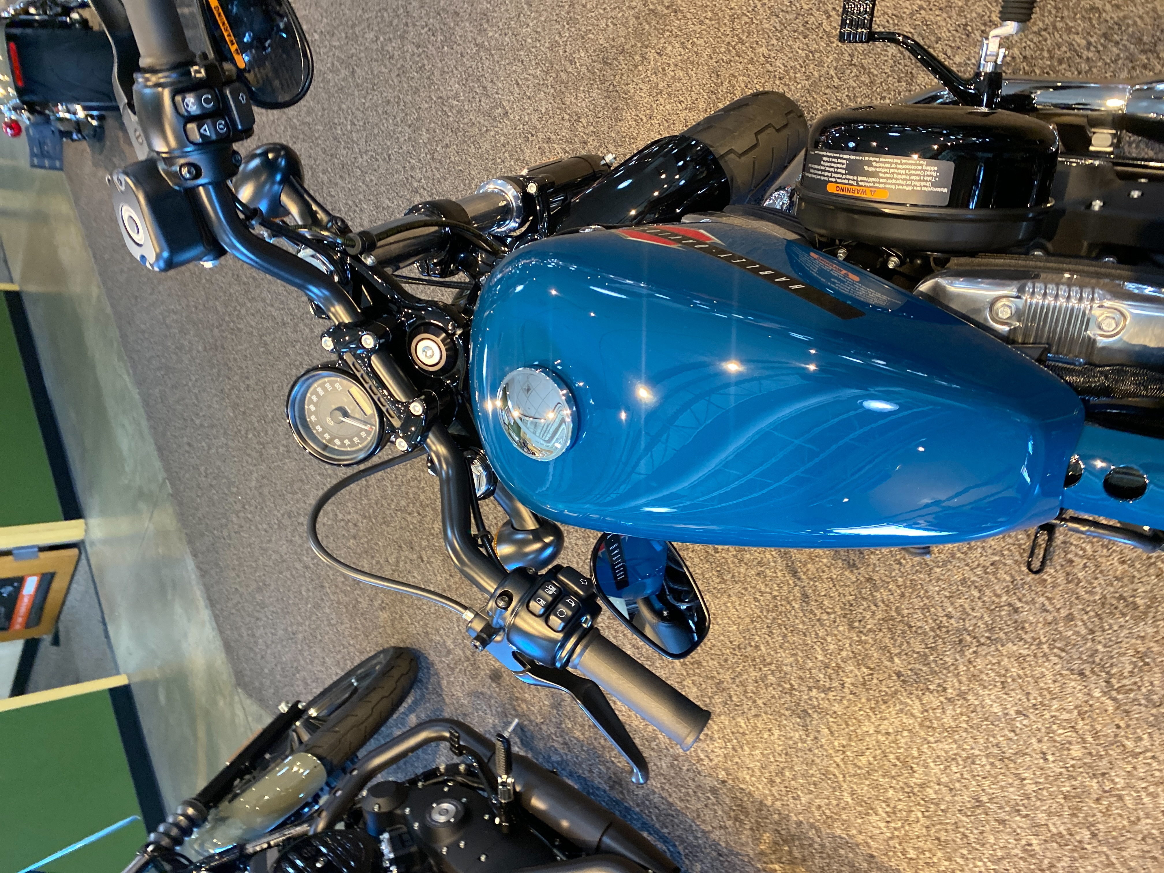 2021 Harley-Davidson Cruiser XL 1200X Forty-Eight at Outpost Harley-Davidson