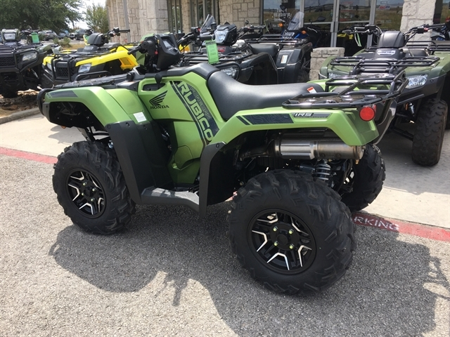 2020 Honda FourTrax Foreman Rubicon 4x4 Automatic DCT EPS Deluxe at Kent Motorsports, New Braunfels, TX 78130