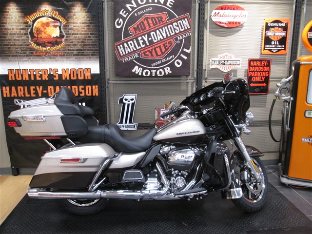 2018 Harley-Davidson Electra Glide Ultra Limited at Hunter's Moon Harley-Davidson®, Lafayette, IN 47905