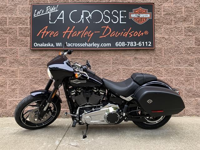 2020 Harley-Davidson Softail Sport Glide at La Crosse Area Harley-Davidson, Onalaska, WI 54650