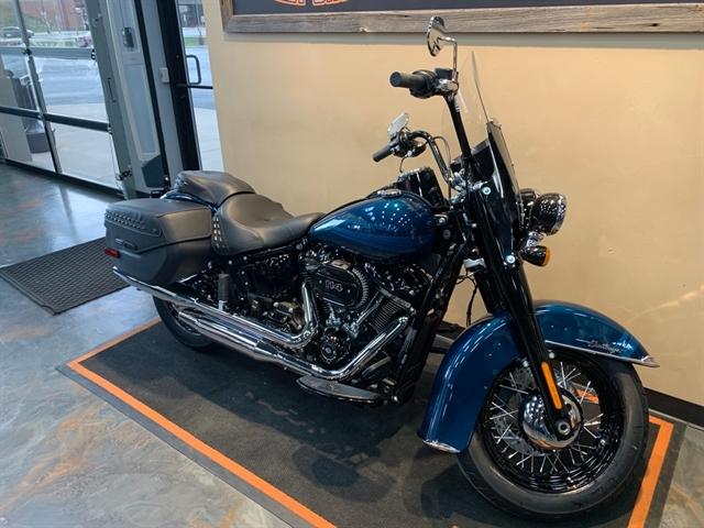 2020 Harley-Davidson Softail Heritage Classic 114 at Vandervest Harley-Davidson, Green Bay, WI 54303