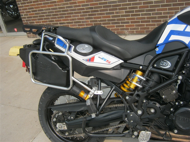 2012 BMW F 800 GS at Brenny's Motorcycle Clinic, Bettendorf, IA 52722