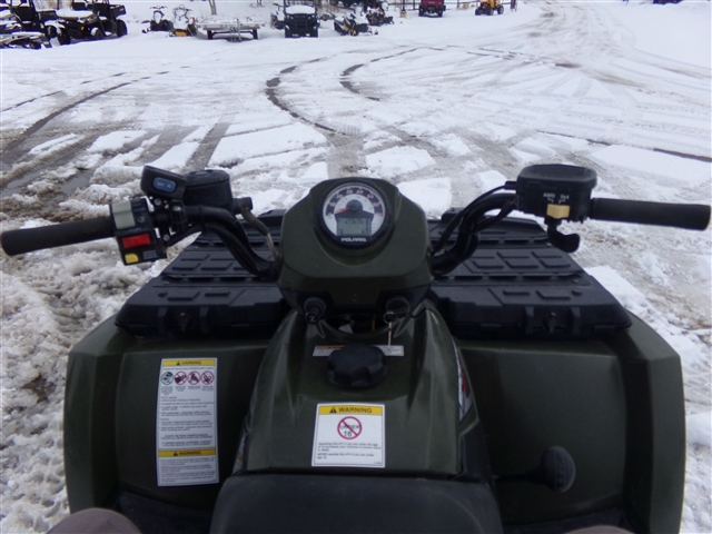 2008 Polaris Sportsman 500 HO $89/month at Power World Sports, Granby, CO 80446
