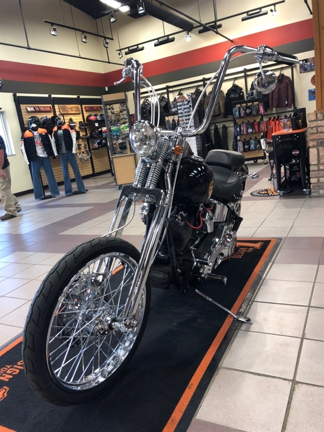 2006 Harley-Davidson Softail Springer Softail at High Plains Harley-Davidson, Clovis, NM 88101