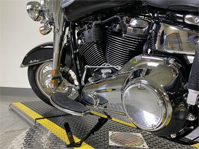 2021 Harley-Davidson Touring FLHC Heritage Classic at Worth Harley-Davidson