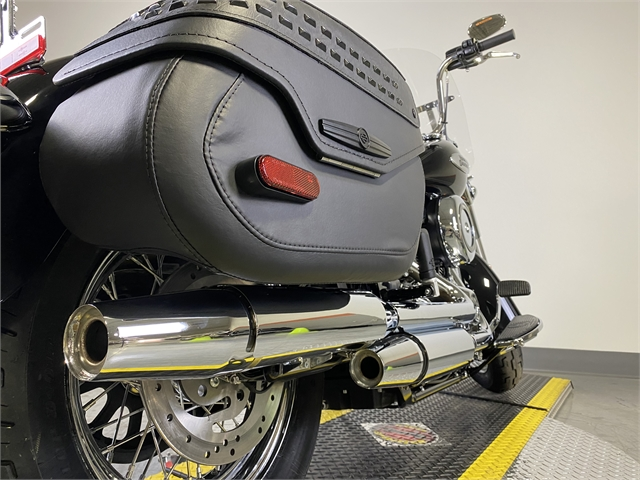 2021 Harley-Davidson FLHC at Worth Harley-Davidson