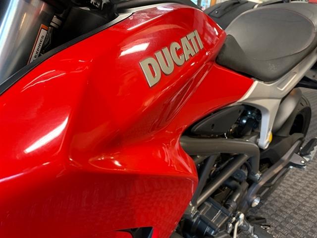2016 Ducati Hyperstrada 939 at Frontline Eurosports