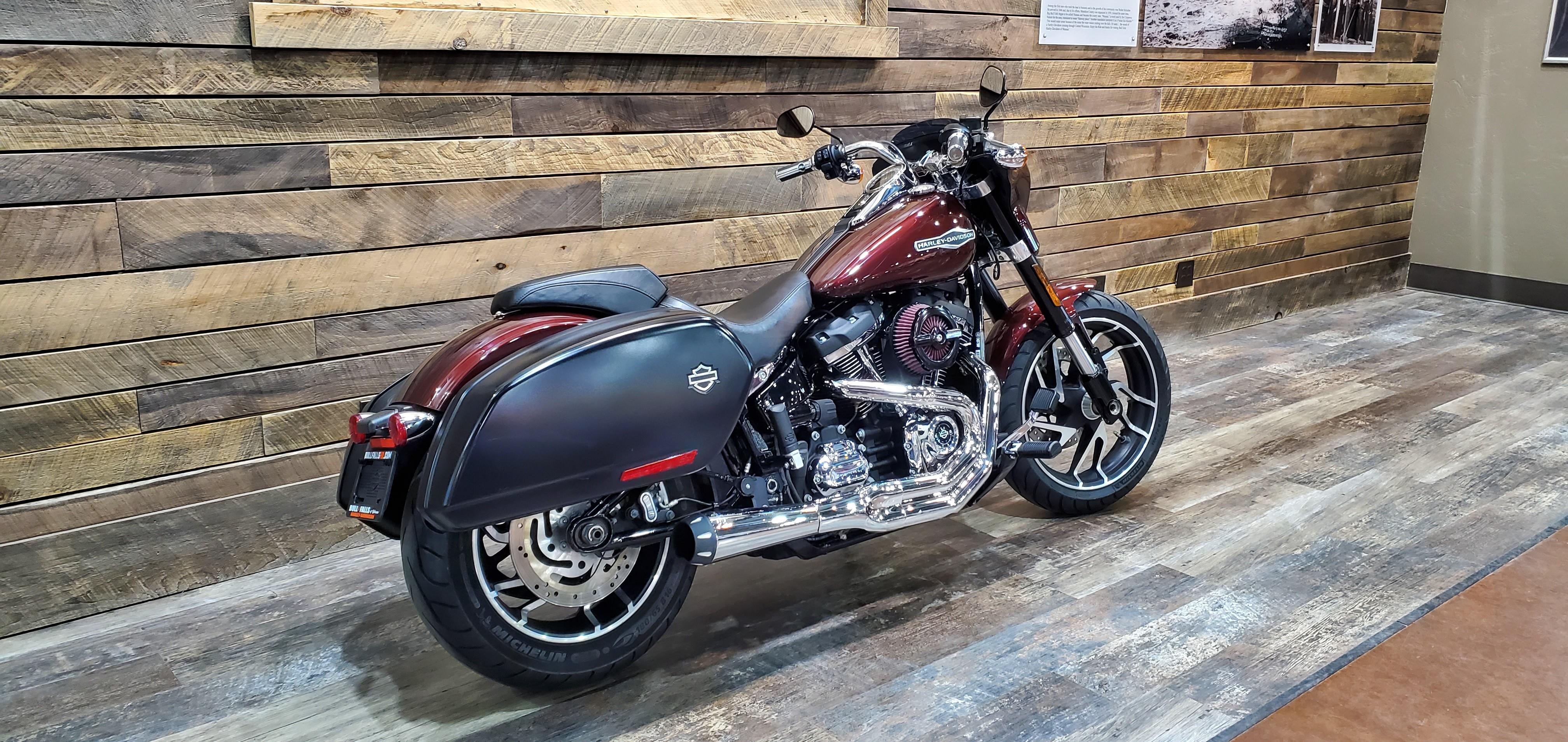 2018 Harley-Davidson Softail Sport Glide at Bull Falls Harley-Davidson