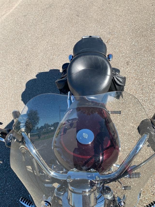 2007 Harley-Davidson Sportster 1200 Low at Bumpus H-D of Jackson