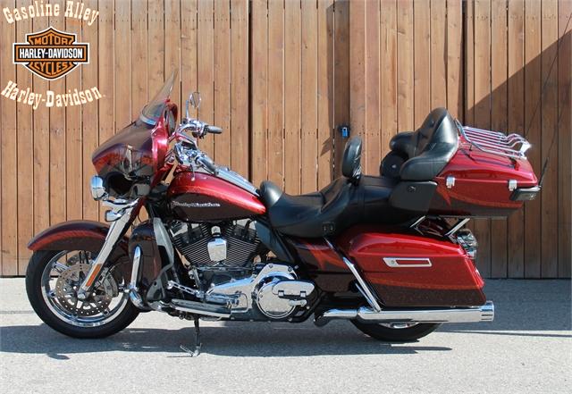 2014 Harley-Davidson Electra Glide CVO Limited at Gasoline Alley Harley-Davidson of Kelowna