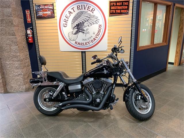 2009 Harley-Davidson Dyna Glide Fat Bob at Great River Harley-Davidson
