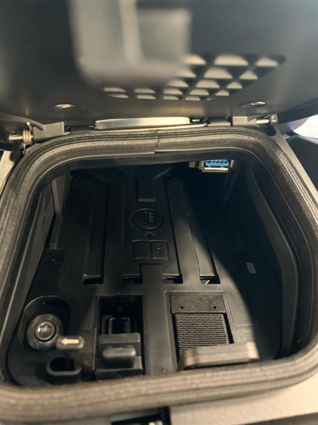 2021 BMW R 1250 RT at Frontline Eurosports