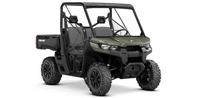 2020 Can-Am Defender DPS HD10 at Campers RV Center, Shreveport, LA 71129