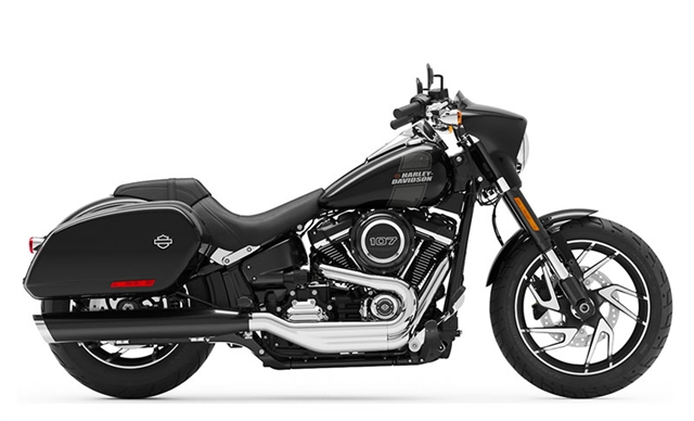 2021 Harley-Davidson FLSB at All American Harley-Davidson, Hughesville, MD 20637