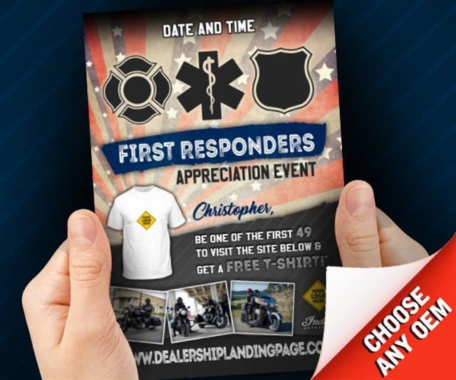 2018 ANYTIME First Responders Powersports at PSM Marketing - Peachtree City, GA 30269