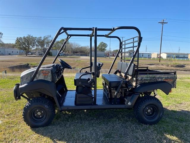 2021 Kawasaki Mule 4010 Trans4x4 Camo at Dale's Fun Center, Victoria, TX 77904