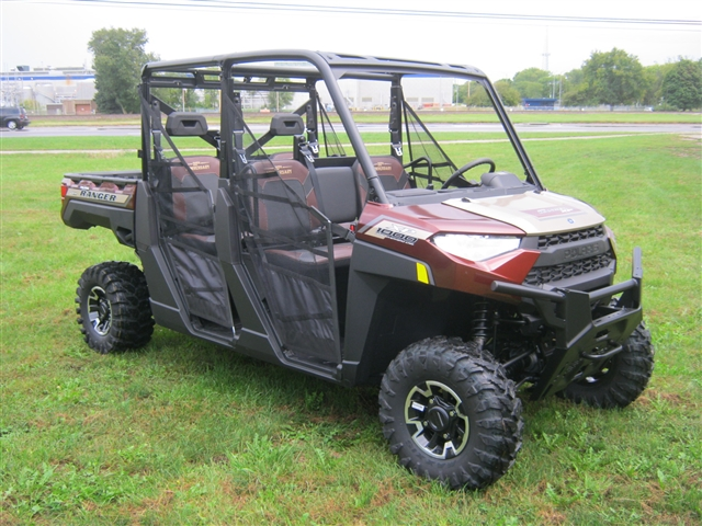 2019 Polaris Ranger Crew XP 1000 EPS 20th Anniversary Limited at Brenny's Motorcycle Clinic, Bettendorf, IA 52722