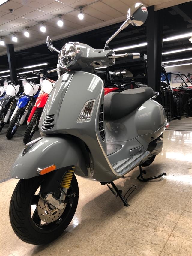 2020 Vespa GTS Super Sport 300 at Sloans Motorcycle ATV, Murfreesboro, TN, 37129