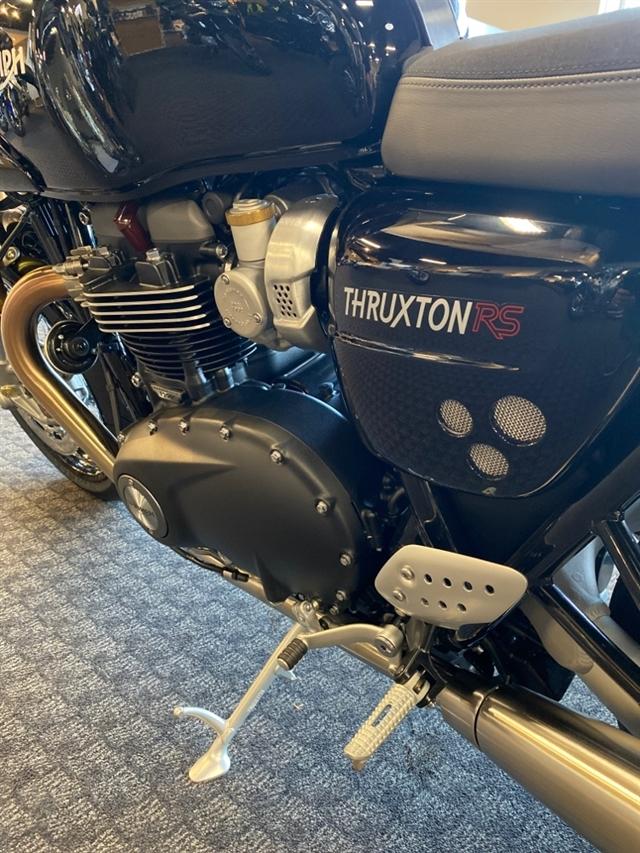 2020 Triumph Thruxton RS at Frontline Eurosports