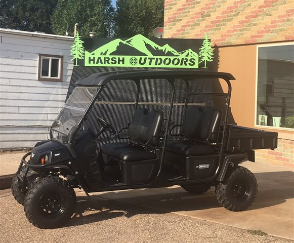 2017 Textron Off Road Recoil iS Crew 4-Passenger Electric at Harsh Outdoors, Eaton, CO 80615