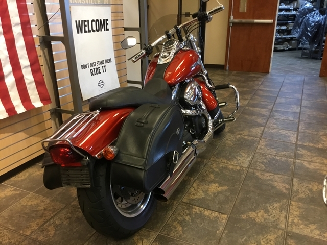 2013 Harley-Davidson Dyna Fat Bob at Bud's Harley-Davidson