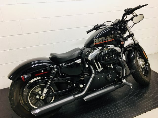 2013 Harley-Davidson Sportster Forty-Eight at Destination Harley-Davidson®, Silverdale, WA 98383