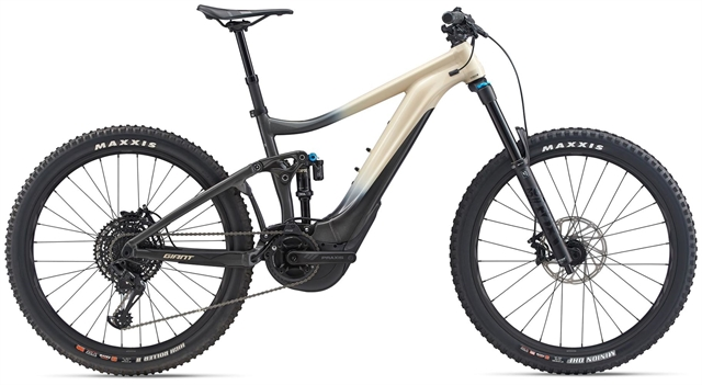 2020 GIANT BICYCLES Reign E 2 PRO at Lynnwood Motoplex, Lynnwood, WA 98037