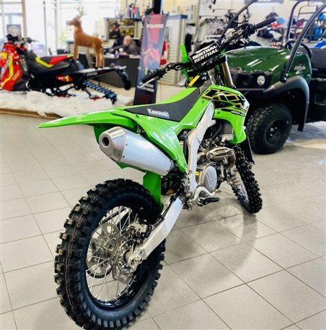 2021 Kawasaki KX 450X at Rod's Ride On Powersports