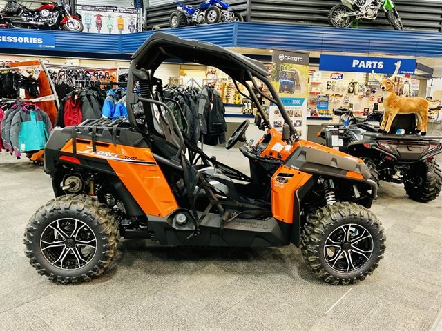 2021 CF MOTO ZFORCE 500 TRAIL at Rod's Ride On Powersports