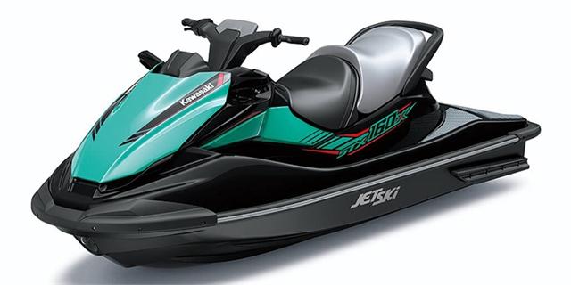 2021 Kawasaki Jet Ski STX 160X at Hebeler Sales & Service, Lockport, NY 14094