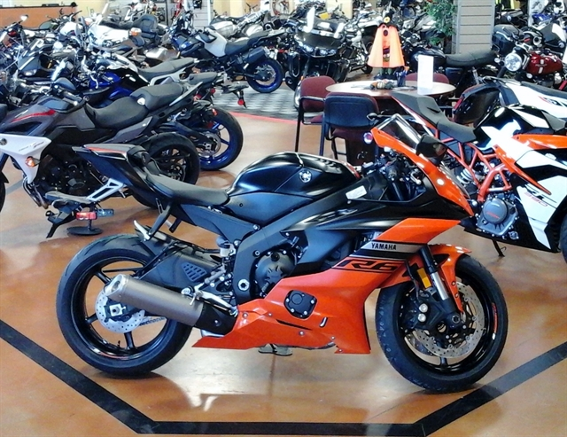 2020 Yamaha YZF R6 at Yamaha Triumph KTM of Camp Hill, Camp Hill, PA 17011