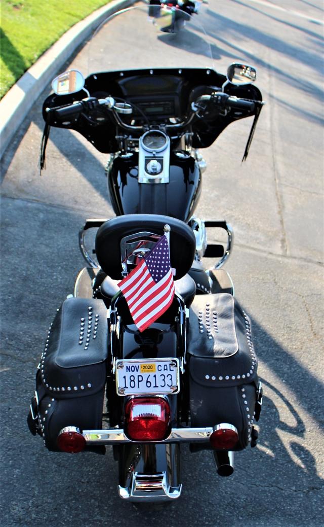2007 Harley-Davidson Softail Heritage Softail Classic at Quaid Harley-Davidson, Loma Linda, CA 92354