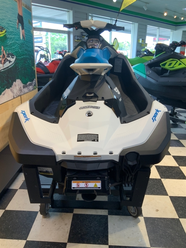 2020 Sea-Doo Spark 2UP IBR 2-Up Rotax 900 HO ACE at Jacksonville Powersports, Jacksonville, FL 32225