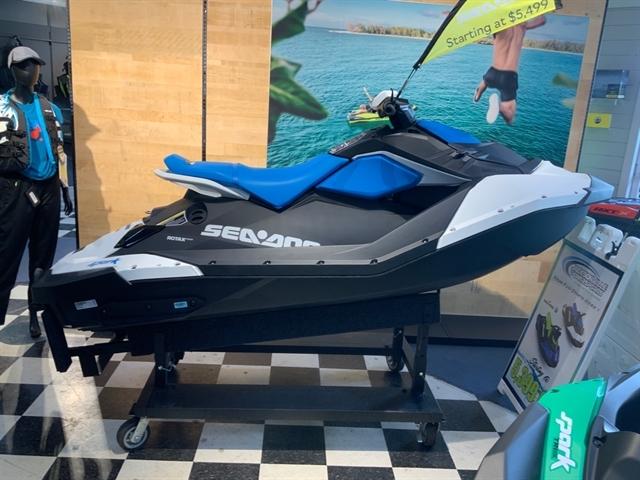 2020 Sea-Doo Spark 2UP IBR 2-Up Rotax 900 HO ACE at Jacksonville Powersports, Jacksonville, FL 32225