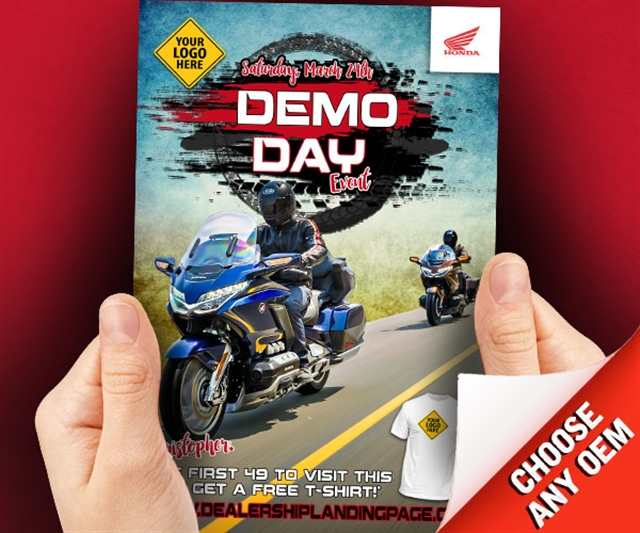 2019 Anytime Demo Days Powersports at PSM Marketing - Peachtree City, GA 30269