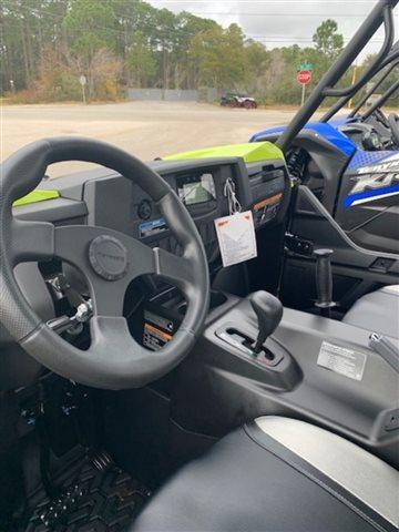 2021 Kawasaki Teryx4 LE LE at Powersports St. Augustine