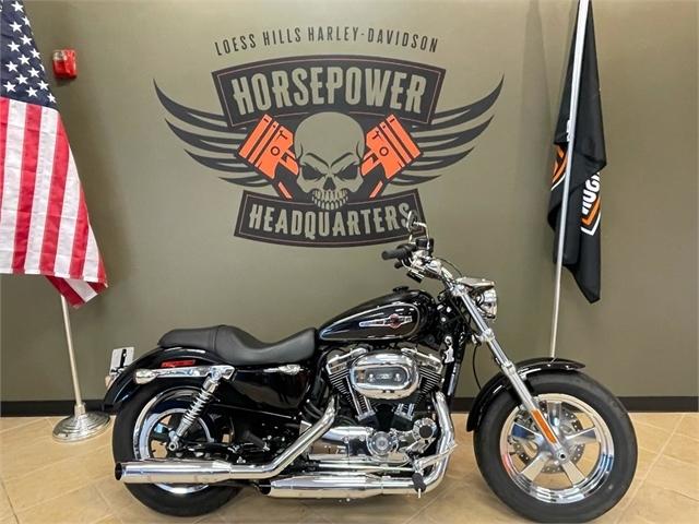 2015 Harley-Davidson Sportster 1200 Custom at Loess Hills Harley-Davidson