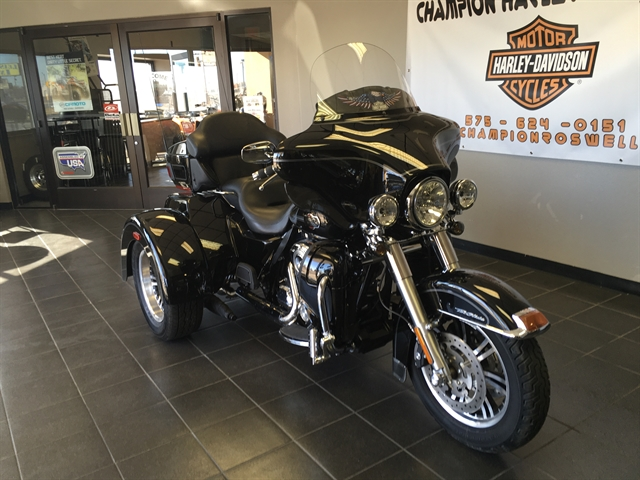 2013 Harley-Davidson Trike Tri Glide Ultra Classic at Champion Harley-Davidson