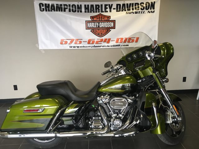 2017 Harley-Davidson Electra Glide CVO Limited at Champion Harley-Davidson