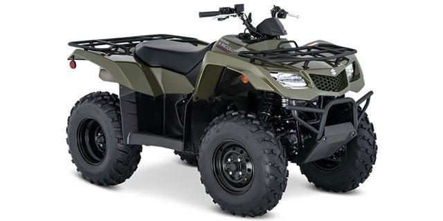 2021 Suzuki KingQuad 400 ASi at ATVs and More