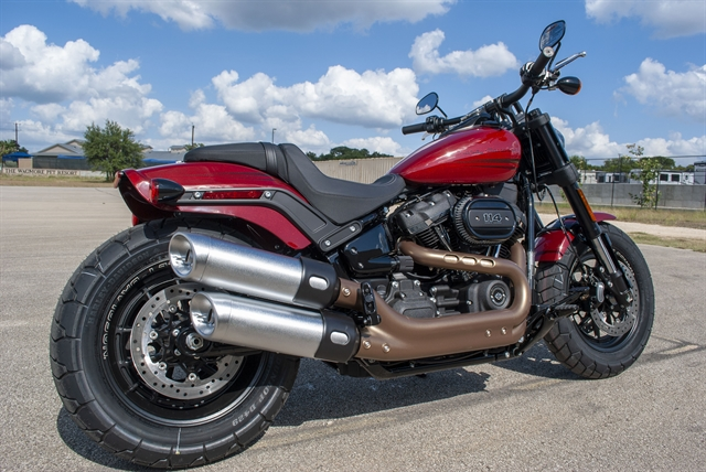 2020 Harley-Davidson Softail Fat Bob 114 at Javelina Harley-Davidson