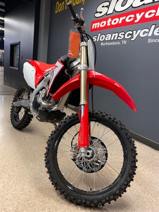 2019 Honda CRF 450RX at Sloans Motorcycle ATV, Murfreesboro, TN, 37129